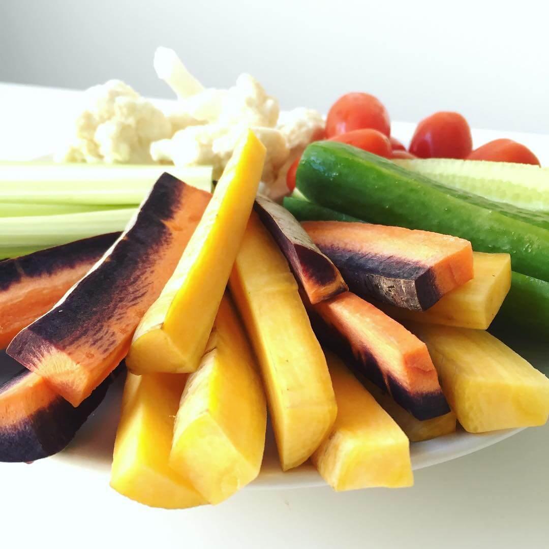 50+ recepten voor vegetarische snacks
