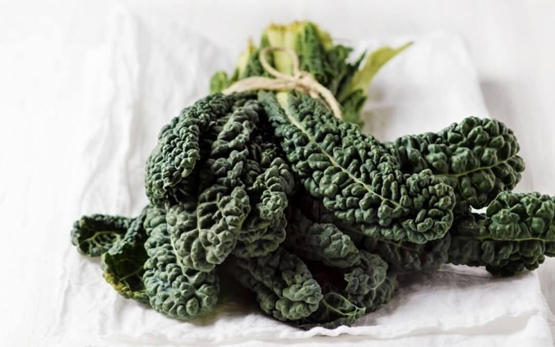 Vergeten groente: palmkool