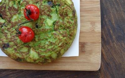 Spaanse keuken: vegetarische tortilla