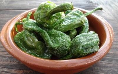 Spaanse keuken: Padrón Pimientos