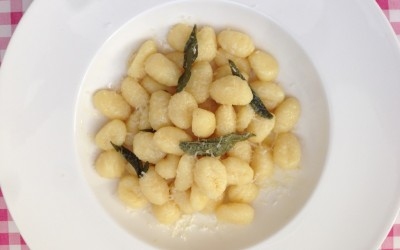Italiaanse keuken: Gnocchi
