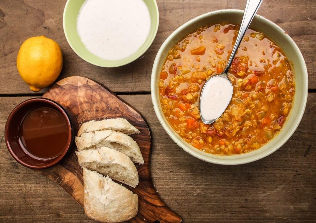 50+ recepten voor vegetarische soep