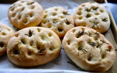 Authentiek focaccia recept