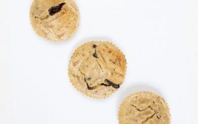 Sportsnack: Pretzel Pinda Muffins