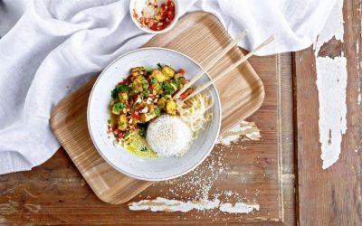 Top 5: recepten voor curry