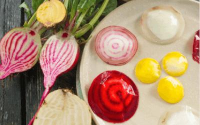 Echt eten met de groenten van Jon: Ravioli van biet met hangop
