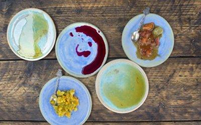 Echt eten met de groenten van Jon: Piccalilly