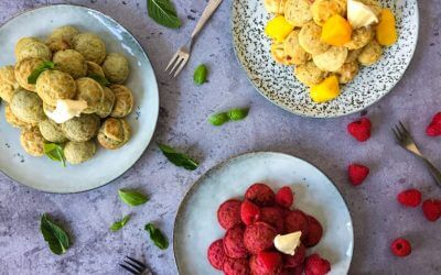 FESTIVAL TREND: Vegan poffertjes in 3 smaken
