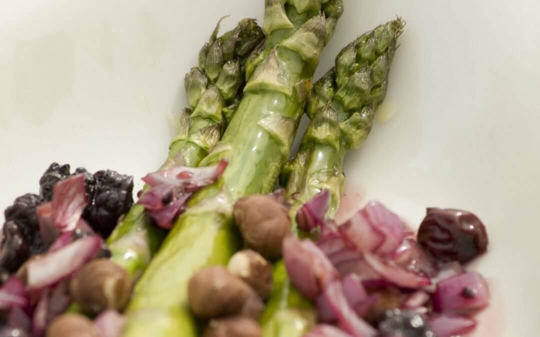 Ecofabulous: Groene asperges met rode wangetjes