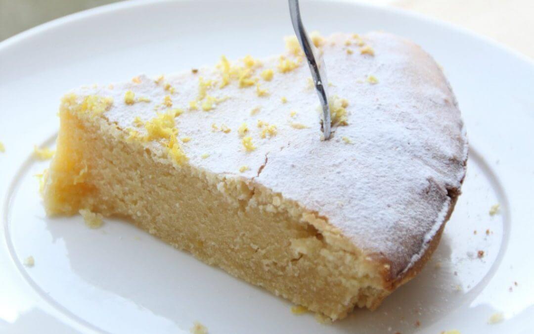 Plant & eter: Sizzling citruscake