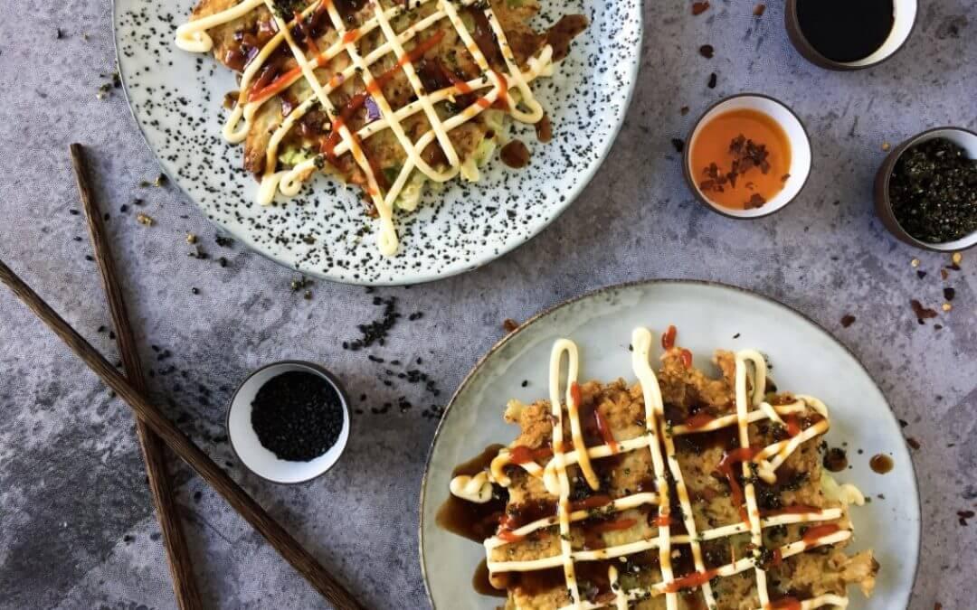 DIY TREND: Okonomiyaki